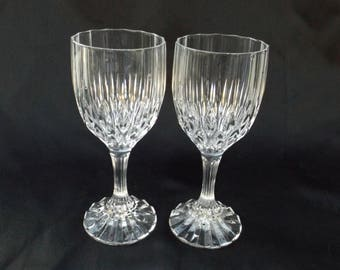 Bretagne by CRISTAL D'ARQUES-DURAND 7 3/8 Water Goblets