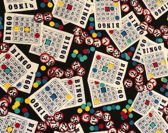 Bingo Fabric