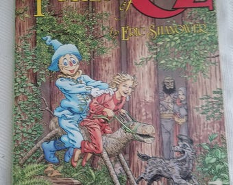 The Forgotten Forest of Oz - signed
