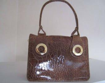 Vintage 50s rockabilly bag handbag bag