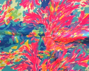 "18""x18"" PALM BEACH CORAL 