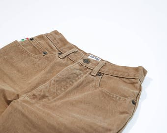 MOSCHINO - Brown jeans