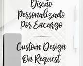 Customized custom design for mattresses