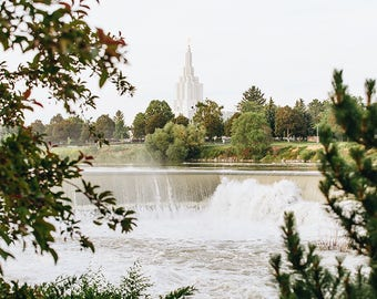 Idaho Falls Temple 17