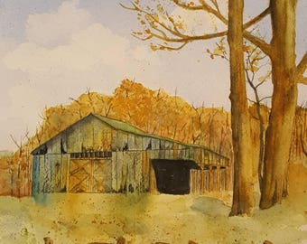 Peter's Barn
