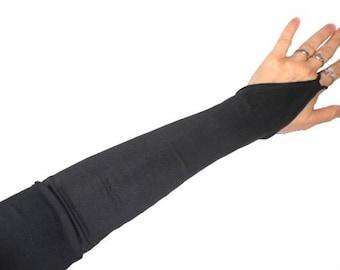 Fingerless Evening Sleeve Glove