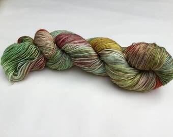 Hand dyed 4ply Sock wool - Merino/nylon