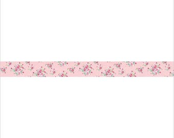Flower Masking Tape, Planner Tape, Decorative Tape, Deco Tape, Planner Decorations, Scrapbooking Tape, (mk-fl-pk)