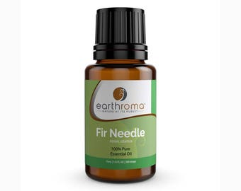 Fir Needle Essential Oil | 5 mL | 15 mL | 30 mL | 100% Pure Therapeutic Grade