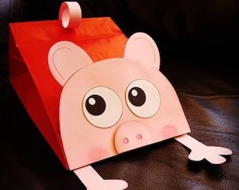 Peppa Pig Goody Bag Set of 5