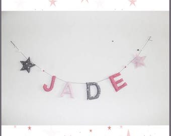 baby name Garland and child to personalize