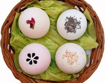 HUGE Bath Bombs (Over 9oz!): Pick Your Scent!