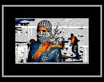 439 Political art print