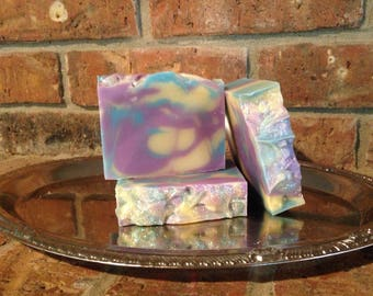Happy Handcrafted Artisan Soap All Natural