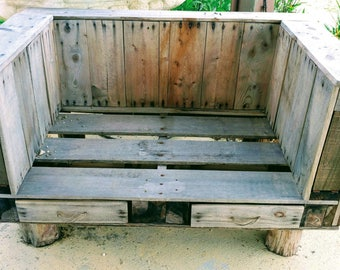 wooden pallet furniture for sale. pallet furniture deep chair wooden for sale