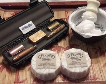 ITEM 9's O.G. Shaving Soap