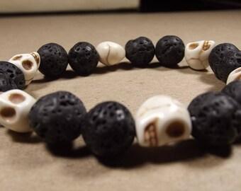 Lava & Skulls