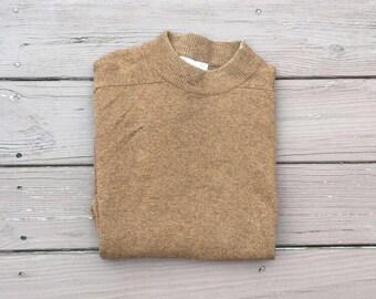 Botany mock neck sweater
