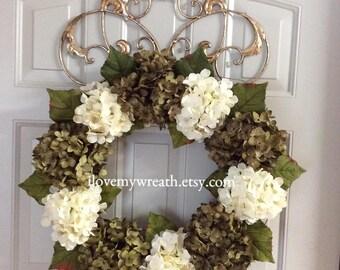 door wreaths, hydrangea wreaths, traditional wreaths, wreaths for front door, front door wreaths, front door, year round wreaths, wreaths