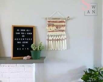 Macrame Wall Hanging Tapestry Boho Dorm Room Decor Living Bohemian Nursery