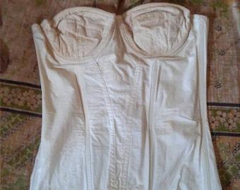 1950's corset girdle
