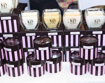 Highly scented moisturizing  handmade soy and Shea butter candles. Solid perfume body butter! 60% off with a promo code SUMMER.