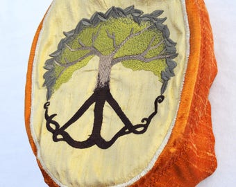 Tree of Life Bukhari Kippah