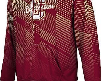ProSphere Men's College of Charleston Bold Pullover Hoodie (COFC)