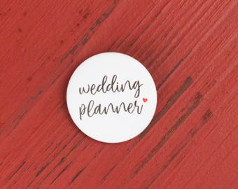 Badge wedding Wedding planner