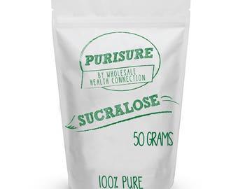 Purisure Pure Sucralose Powder 0 Calorie Sweetener