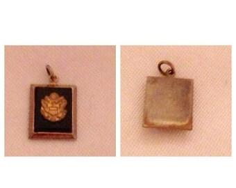 Anniversary Sale WWII Sweetheart Pendant
