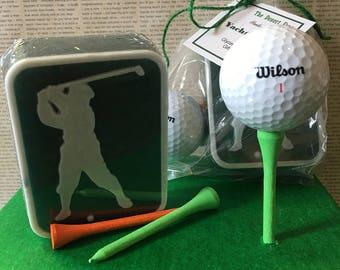 Golf Soap Gift Set