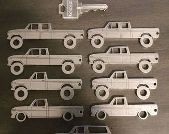 1973-1979 6th Generation Ford F-Series Truck Keychains