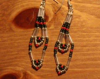 Evergreen Christmas Earrings
