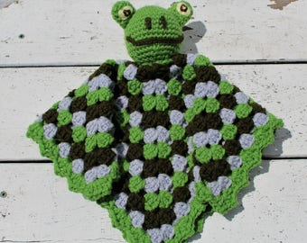 Frog Lovey