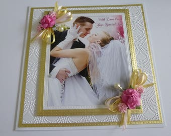 A Beautiful Wedding Card