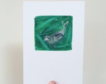 Seal Print