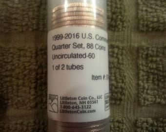 88 COIN COMMERATIVE QUARTER Set.United States.