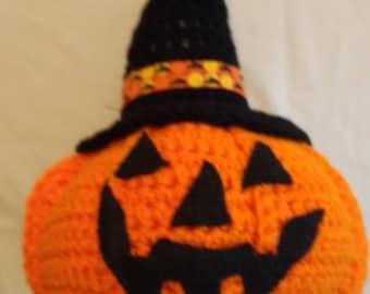 Halloween Jack O Lantern Witch