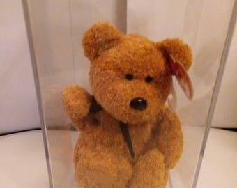Ty Original Beanie Baby Cashew The Bear MWMTs