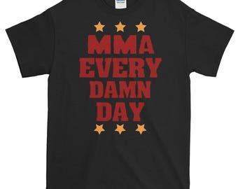 MMA Fighters MMA Dad MMA Shirt Mixed Martial Arts Mom Mixed Martial Arts Trainers