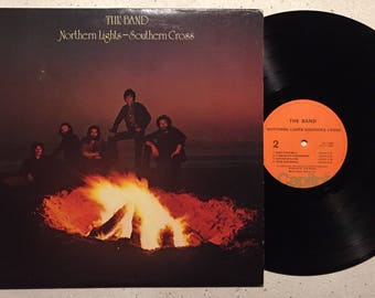 The Band : Northern Lights - Southern Cross (Vinyl LP)