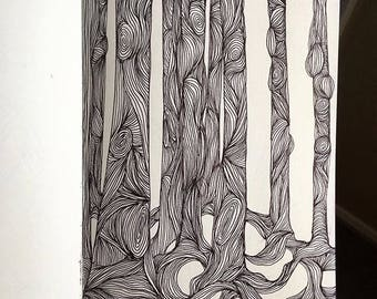 Tall and Tangled