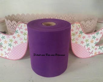 Tulle roll, for making tutu