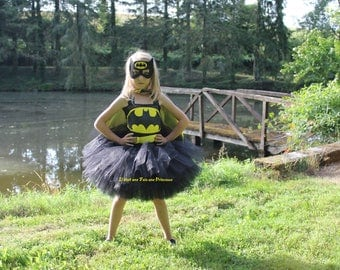 Batman inspired Tutu dress