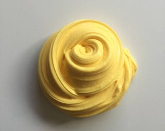 Fresh Lemon BUTTER Slime [4oz]