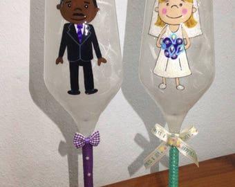 Cheers, toast, wedding cups