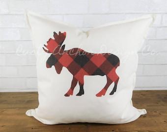 Buffalo Check Moose