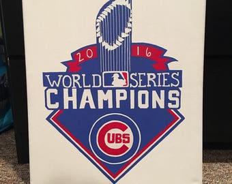 World Series Champions 2016