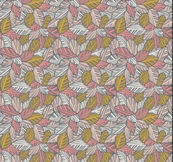 American Cotton Fabric Rainforest Slumber Blend